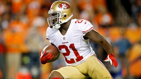 Indianapolis running back Frank Gore