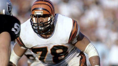 Anthony Munoz, 1980-92
