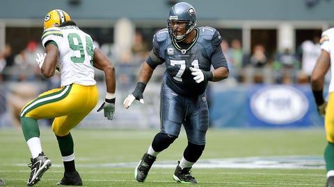 Walter Jones: Seattle Seahawks (1997-2008)