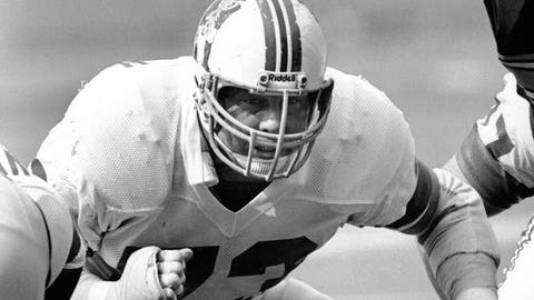 John Hannah: New England Patriots (1973–1985)