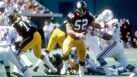 Mike Webster, 1974-90