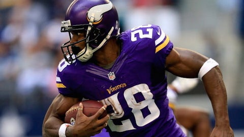 Do the Cardinals need Adrian Peterson to win the division?