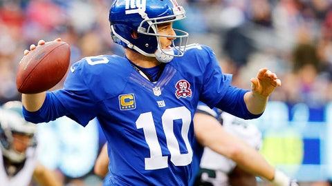 16. New York Giants