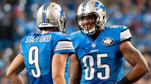 LIONS (-6.5) over Jaguars (Over/under: 47)