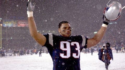 Richard Seymour (2001-12)