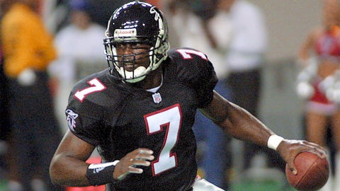 Atlanta Falcons -- QB Michael Vick