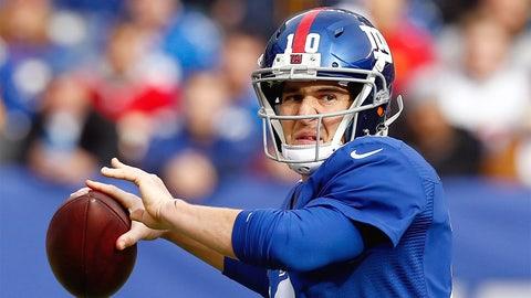 Eli Manning, Giants QB, $19.75M: Ugly