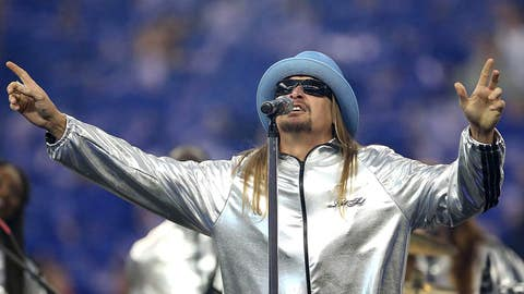 Detroit Lions: Kid Rock
