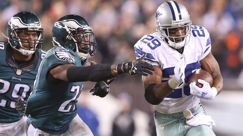 Dallas vs. Philadelphia: Sept. 20 (Week 2) and Nov. 8 (Week 9)