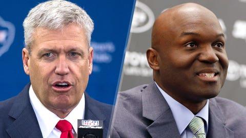 Buffalo vs. New York Jets: Nov. 12 (Week 10) and Jan. 3 (Week 17)