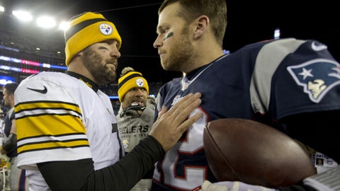 New England Patriots (10-2): Getting into a shootout with the Steelers or Raiders