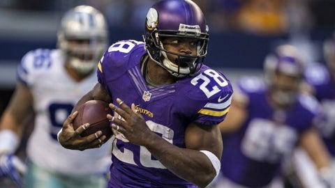 Will the Minnesota Vikings trade Adrian Peterson?
