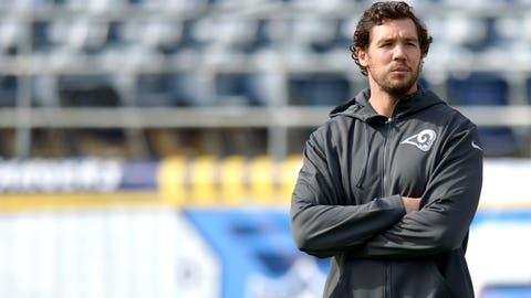 Philadelphia Eagles QB Sam Bradford