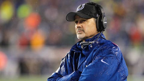 Indianapolis Colts – C+