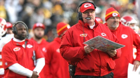 Andy Reid, Kansas City Chiefs