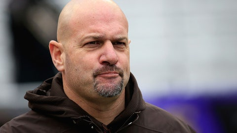 Mike Pettine, Cleveland Browns