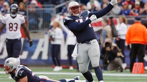 Dominique Easley, DT, New England Patriots