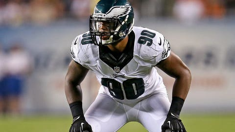 DE Marcus Smith, Philadelphia Eagles