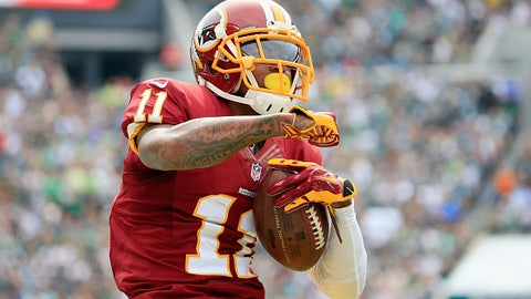 Wide Receiver: DeSean Jackson, Washington Redskins