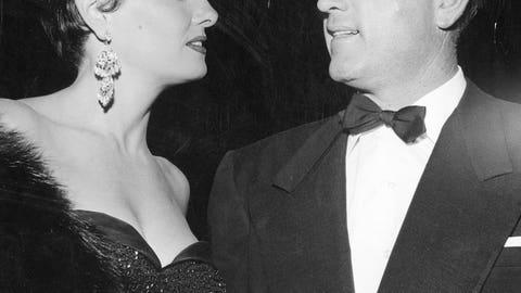 Bob Waterfield & Jane Russell