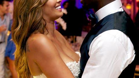 Chad Johnson & Evelyn Lozada
