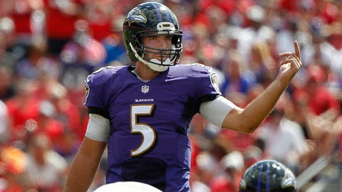 12. Baltimore Ravens -- Joe Flacco