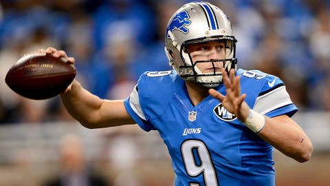 Stafford can quiet critics with strong seventh NFL season