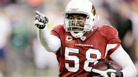 LB Karlos Dansby, Cardinals