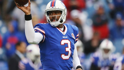 Buffalo: Can Bills avoid NFL's worst starting QB situation?