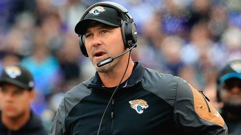 Gus Bradley, Jacksonville Jaguars