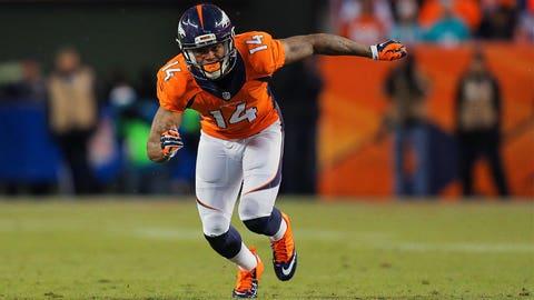 Broncos WR Cody Latimer