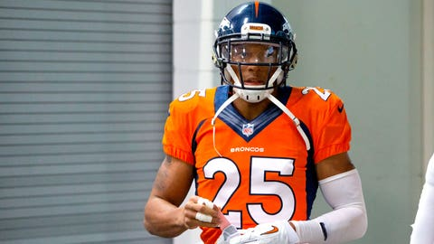Can Chris Harris Jr. become the best cornerback in football?