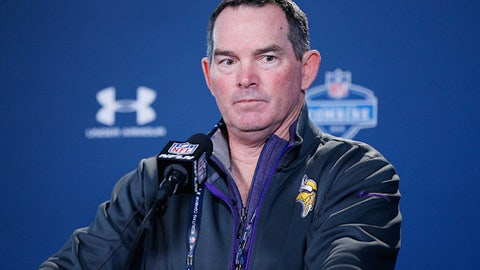 Mike Zimmer, Minnesota Vikings