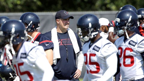 Bill O'Brien, Houston Texans