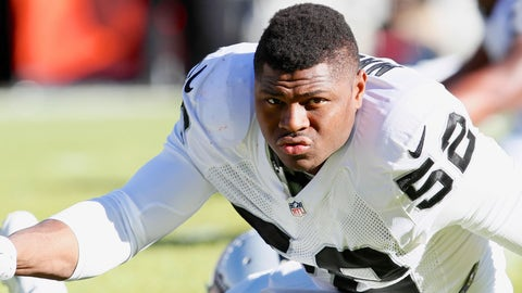 Can Khalil Mack become an elite pass rusher?