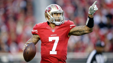 Will Colin Kaepernick finally make the jump in 2015?