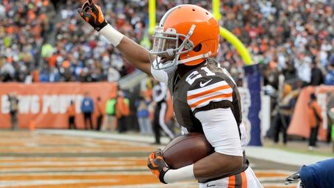 Cleveland Browns – CB Justin Gilbert