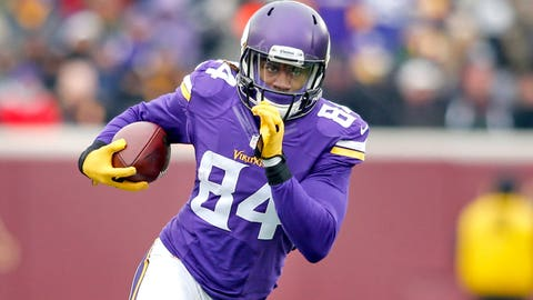Minnesota Vikings – WR Cordarrelle Patterson