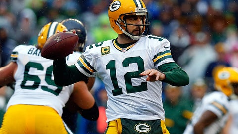 QB: Aaron Rodgers, Packers (31)