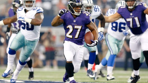 RB Ray Rice