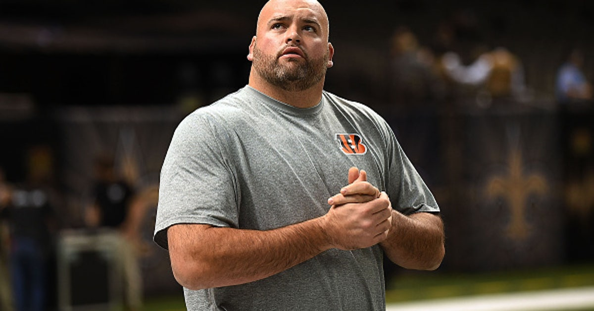 Andrew Whitworth Bengals Need More Swagger Fox Sports