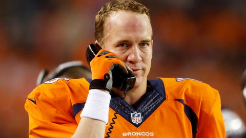 6. Peyton Manning