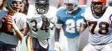 For Life: The greatest NFL offensive players who spent their entire careers with one team