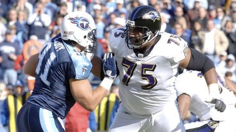 Jonathan Ogden: Baltimore Ravens (1996–2007)
