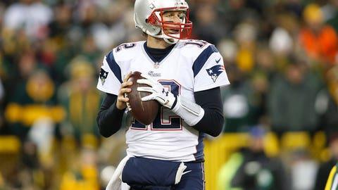 New England Patriots: 10.5