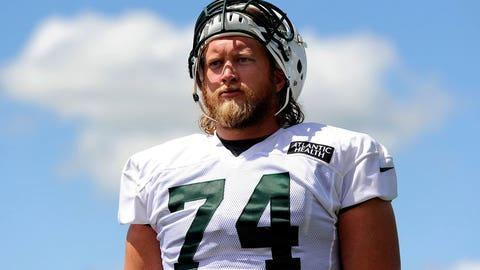 Nick Mangold, C, Jets (knee): Active