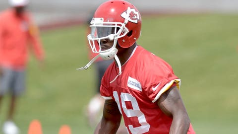 How will Jeremy Maclin fit in with the Chiefs?