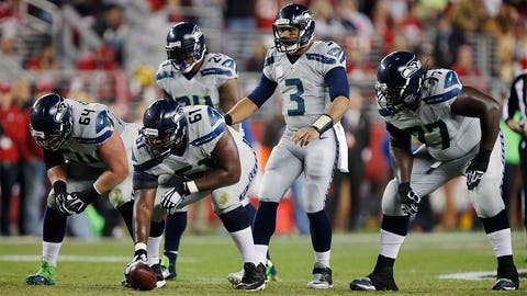 Seattle: Who will be snapping the football to Russell Wilson?