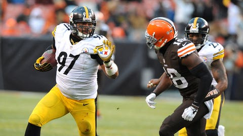 Pittsburgh: Defensive end Cameron Heyward