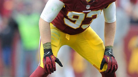 Washington: Outside linebacker Trent Murphy